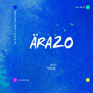ÄRA20, 28-30 Augusti – Korskyrkan Borås